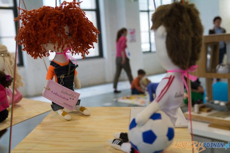 I Festiwal Designu I Kreatywności Dla Dzieci  Foto: lepszyPOZNAN.pl / Piotr Rychter