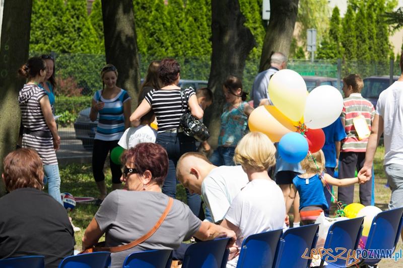 Piknik Medyczny zorganizowany przez Wielkopolskie Centrum Pulmonologii i Torakochirurgii  Foto: lepszyPOZNAN.pl / Piotr Rychter