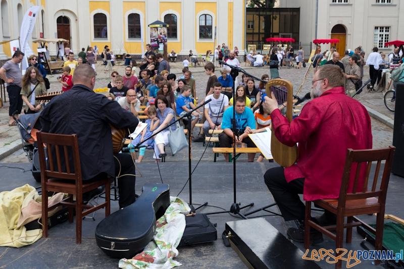 Średniowieczny Targ Śródecki - 23.06.2012 r.  Foto: lepszyPOZNAN.pl / Piotr Rychter