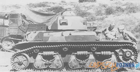 Czołg R-35 Foto: internet