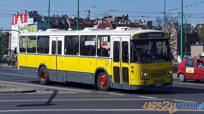 DAF MB200 na Śródce