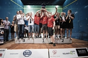 Druzynowi mistrzowie z Poznania Fresh Team