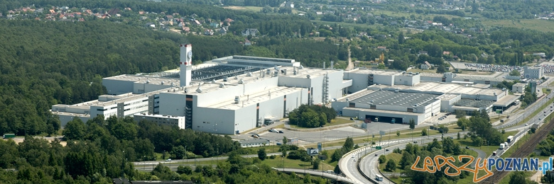Fabryka Volkswagena w Antoninku  Foto: