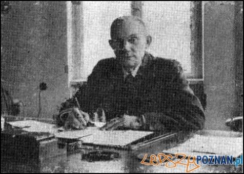 Feliks Maciejewski - prezydent Poznania w 1945 roku Foto: wikipedia