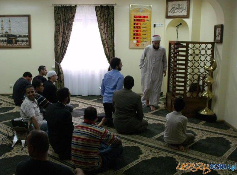 Łazarscy Muzułmanie rozpoczęli ramadan (1) Foto: Janusz Ludwiczak, lazarz.pl