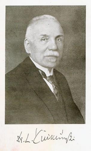 Ludwik Ćwikliński Foto: wikipedia.pl