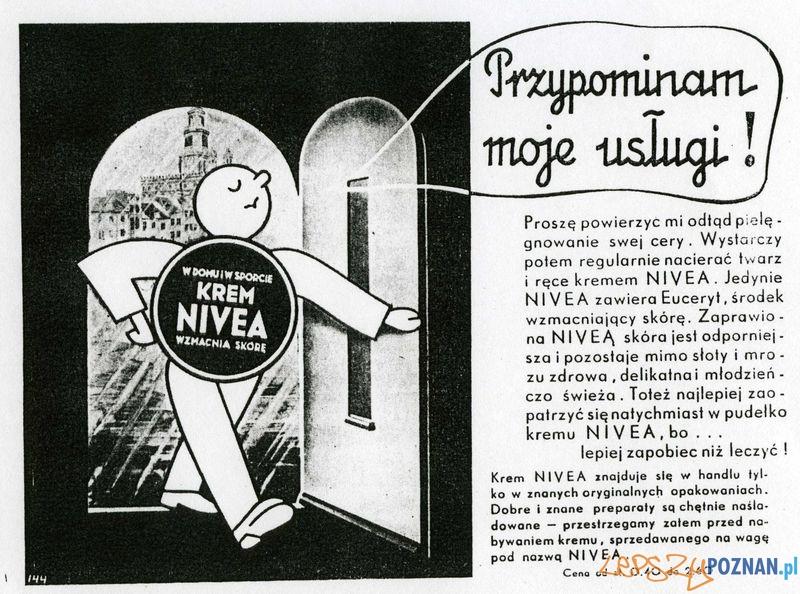 Reklama Nivea