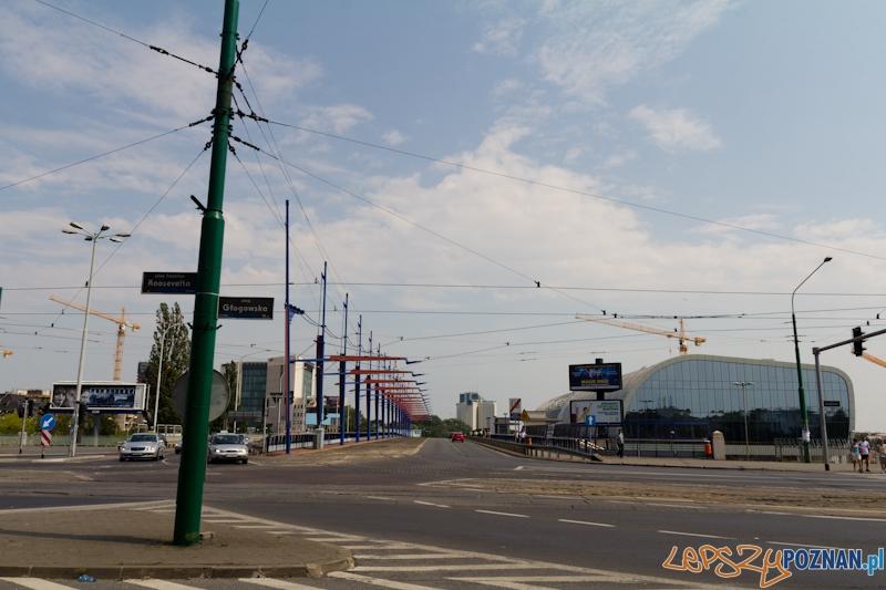 Most Dworcowy  Foto: lepszyPOZNAN.pl / Piotr Rychter