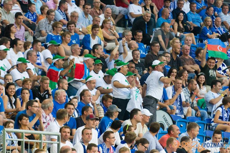 Druga runda eliminacji Ligii Europejskiej - najlepsi kibice na  Foto: lepszyPOZNAN.pl / Piotr Rychter