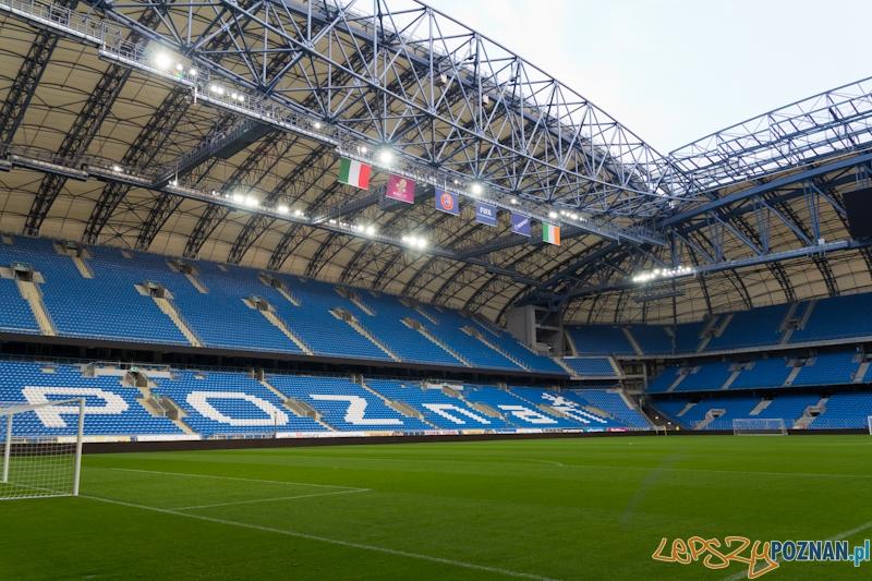 Stadion Miejski w Poznaniu  Foto: lepszyPOZNAN.pl/  Piotr Rychter
