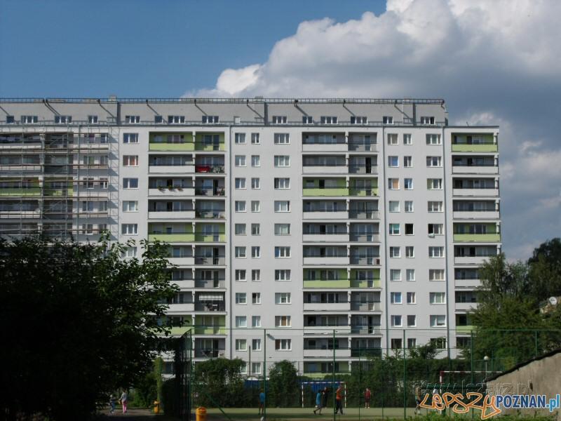 Ocieplenie dwóch bloków na Łazarzu Foto: lazarz.pl