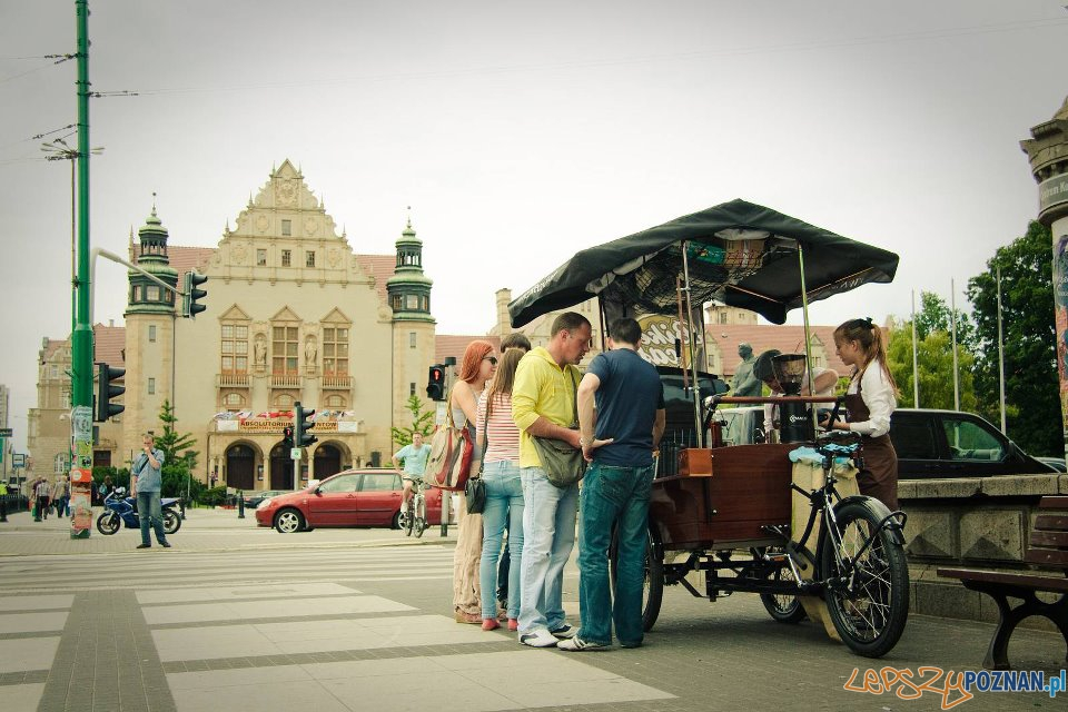 Bike Cafe przez CK Zamek  Foto: facebook