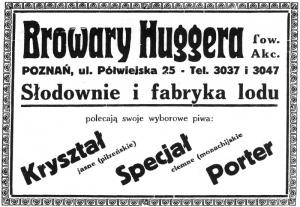 Browar_Huggerów_anons_w Sokole Foto: poznan.wikia.com