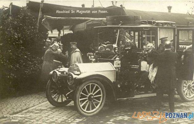 Cesarz Wilhelm II w Poznaniu