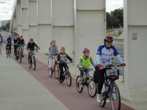 Rajd rowerowy dla dużych i małych