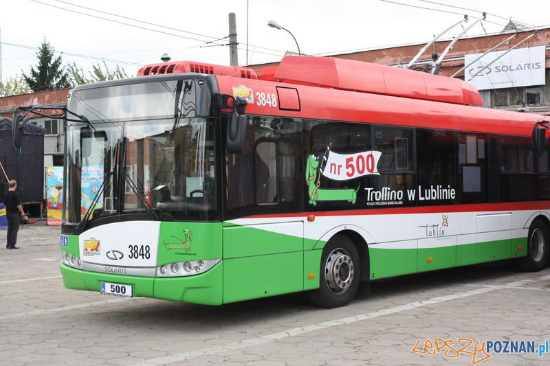500 Solaris Trollino pojedzie do Lublina