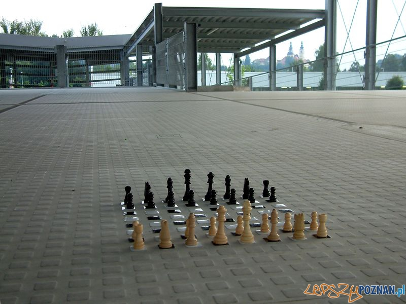 Space Appropriator #4 / PARK&PLAY #3 Chess, 2012 Foto: Veronika Tzekova