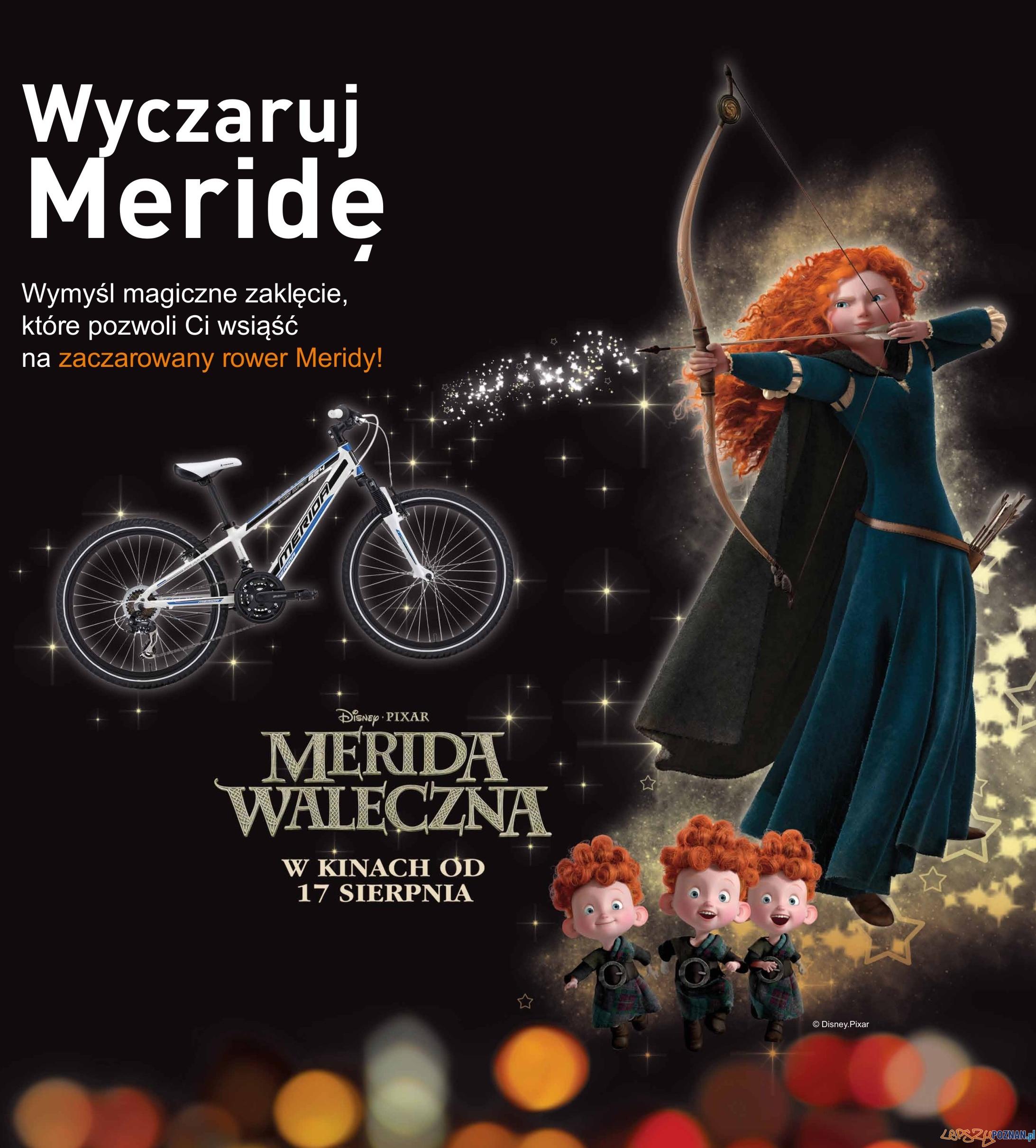 Merida Waleczna - konkurs  Foto: Merida Waleczna - konkurs