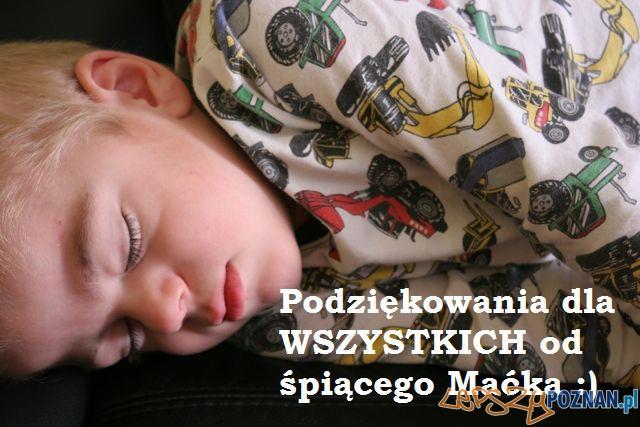 Mały Maciek Foto: Mały Maciek
