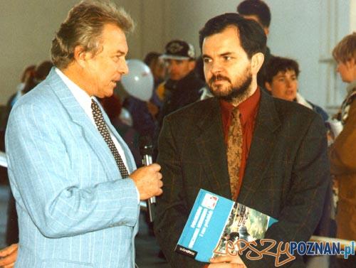 Adam Kochanowski (po lewej) Foto: http://www.pon-furman.pl