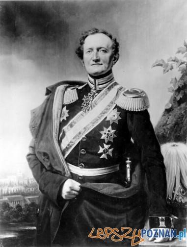 Johann von Brese-Winiary przedstawiony na obrazie Franz'a Krüger'a Foto: wikipedia