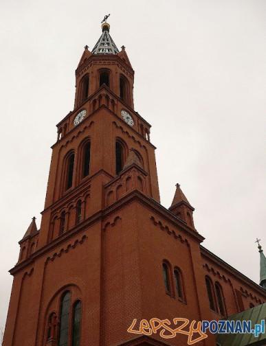 Koćiół Matki Boskiej Bolesnej na Łazarzu Foto: http://fotopoznan.blogspot.com