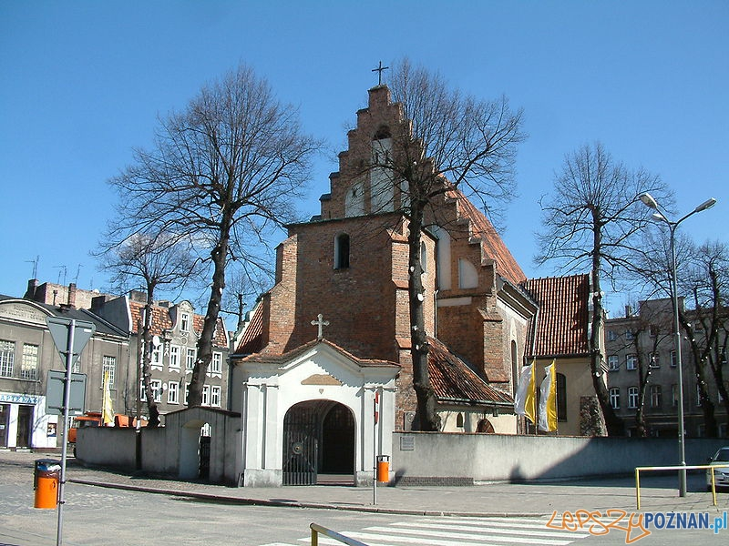 Kościół św Małgorzaty na Śródce Foto: wikipedia