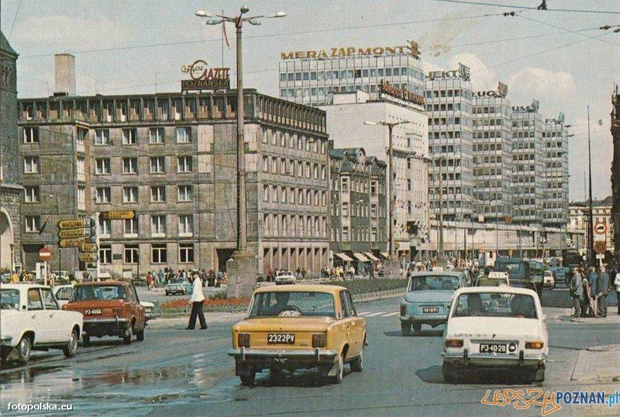 Św. Marcin, poczatek lat 70-tych Foto: fotopolska.eu