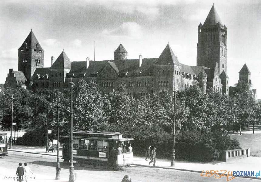 Tramwaj na ulicy Fredy, rok 1926