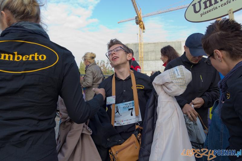 III Poznański Bieg Kelenrów - czasami nie tylko tacę się dostanie ;-)  Foto: lepszyPOZNAN.pl / Piotr Rychter