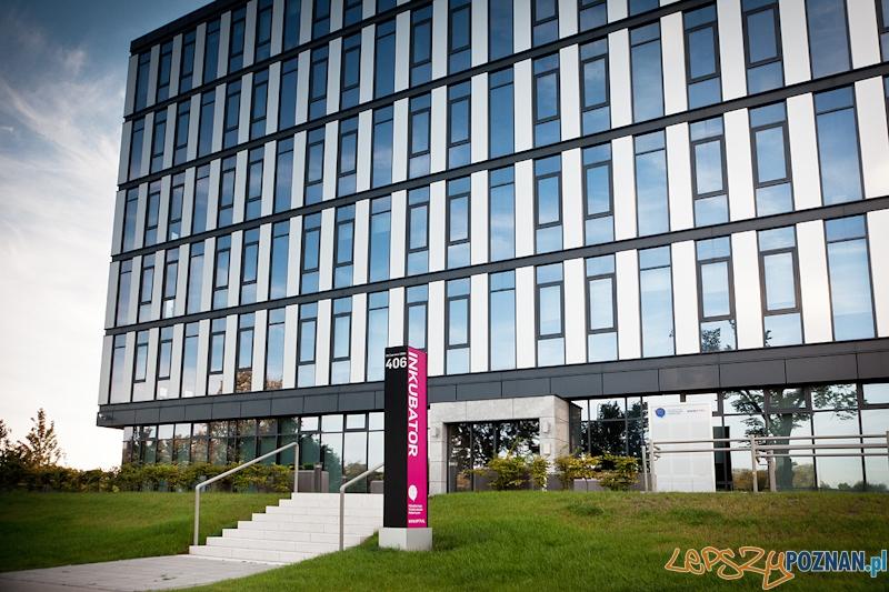 Poznański Park Technologino Przemysłowy - budynek A Foto: PPTP