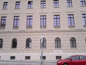 Zakończenie remontu elewacji Uniwersytetu Artystycznego (5) Foto: TD
