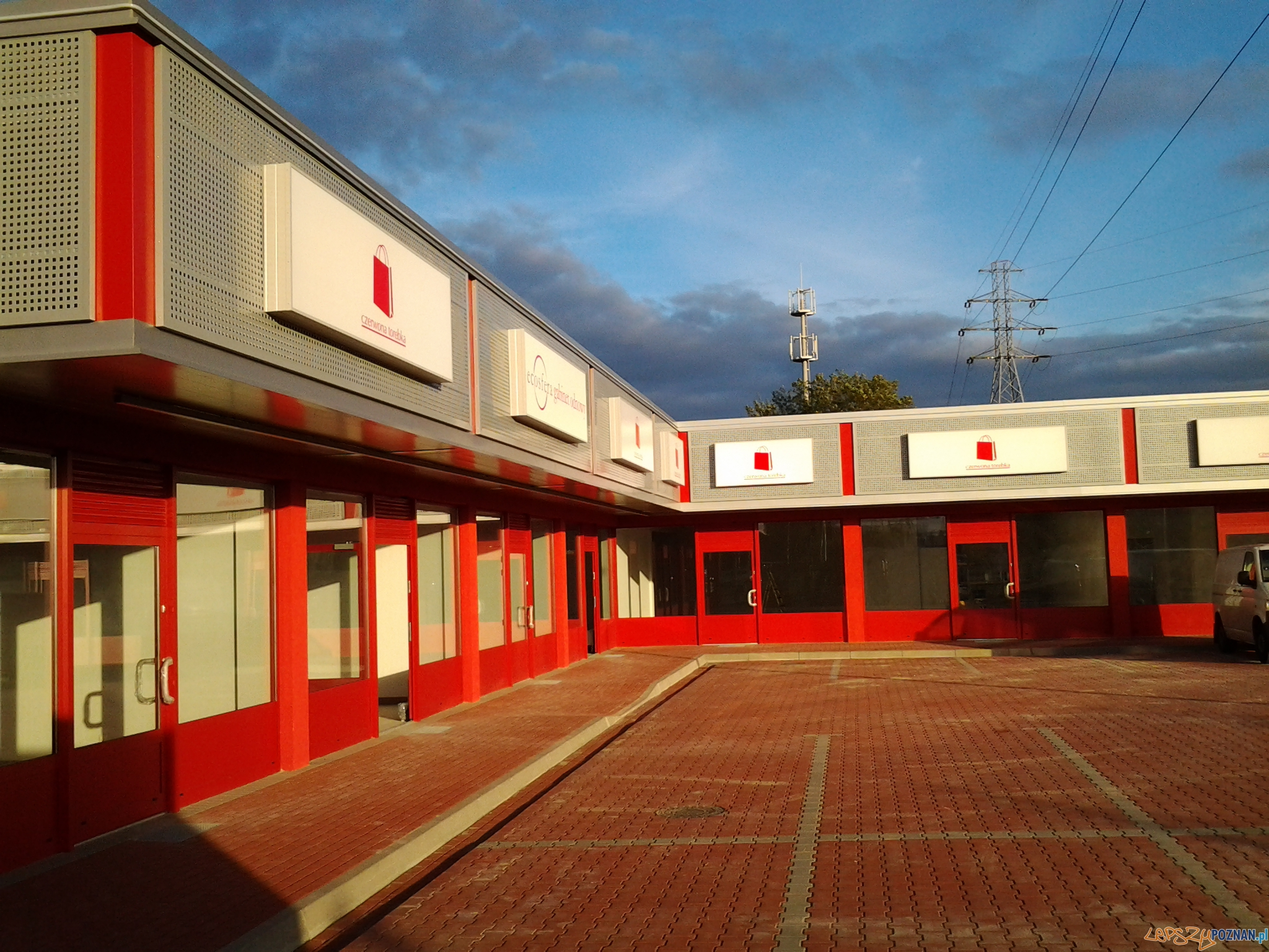 Czerwona Torebka w Poznaniu  Foto: lepszyPOZNAN.pl / tab
