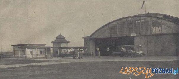 Aeroklub Poznański Foto: Ilustracja Poznańska, 2.06.1931
