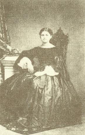 Bibianna Moraczewska, portret w Muzeum Narodowym w Poznaniu Foto: http://kolektywbibianny.wordpress.com