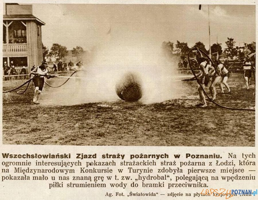 Straż Pożarna (1929) Foto: fotopolska.eu