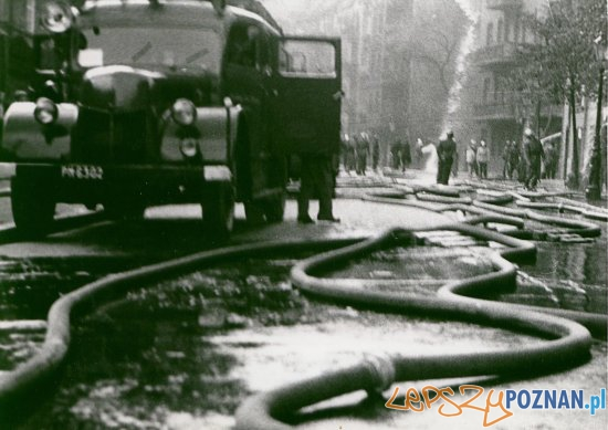 Straż pożarna w okresie międzywojennym XX w Foto: http://www.psp.wlkp.pl