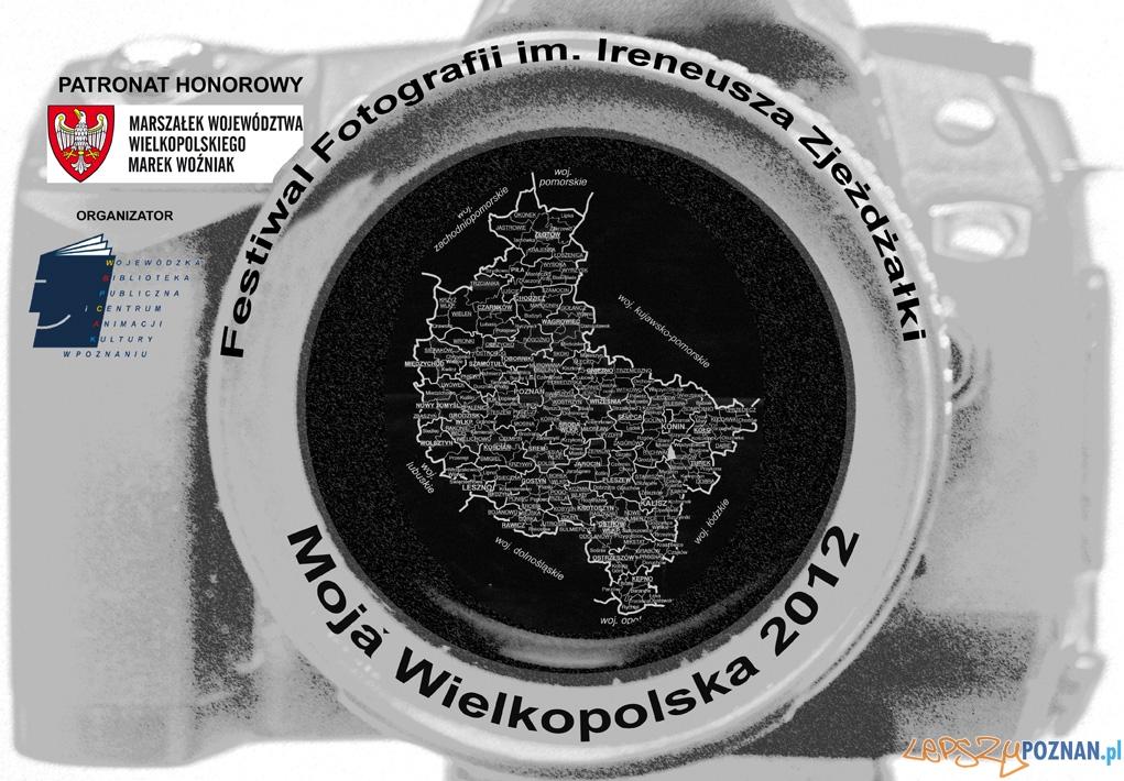 Festiwal Wielkopolskiej Fotografii Ireneusza Zjeżdżałki  Foto: Festiwal Wielkopolskiej Fotografii Ireneusza Zjeżdżałki
