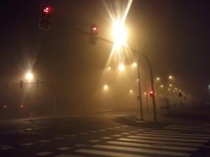 Poranna mgła Foto: lepszyPOZNAN.pl / gsm