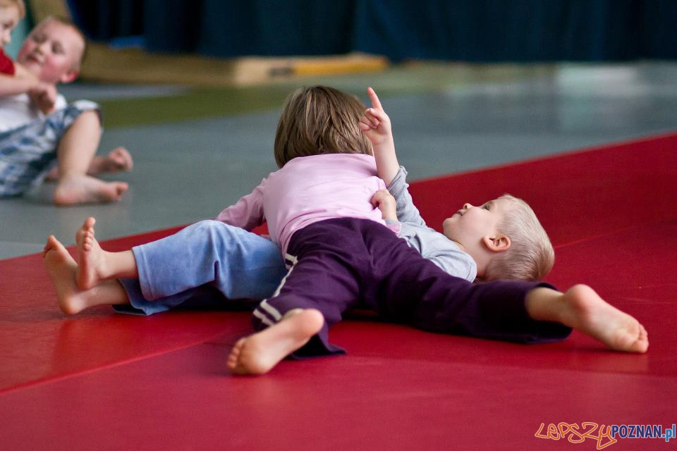 Judo dla najmłodszych (1)  Foto: Tomasz Szwajkowski, PKS Olimpia