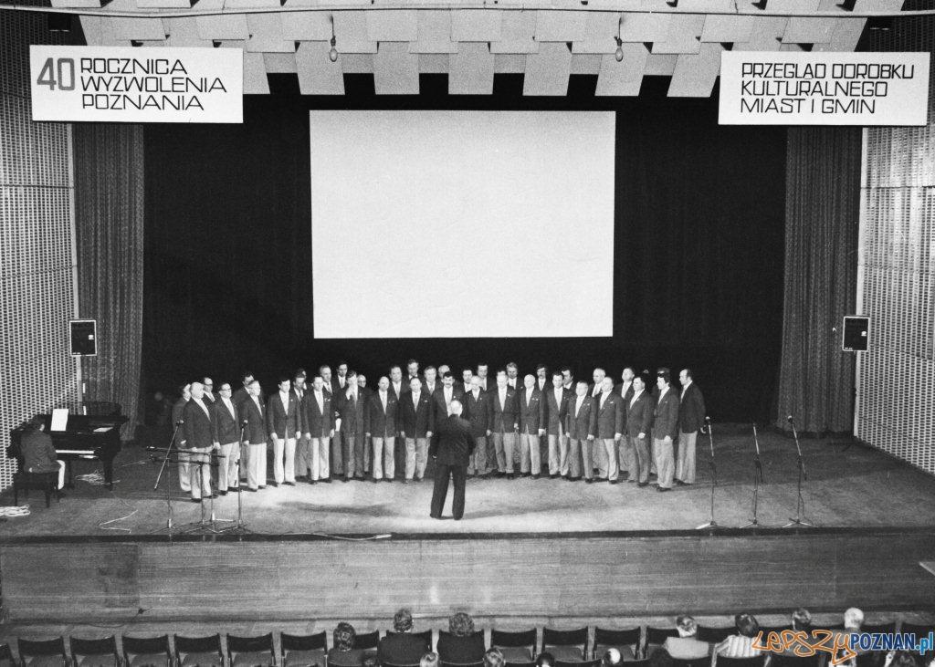 50 lat Pałacu Kultury (2) Foto: Archiwum CK Zamek