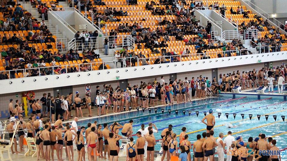 Igrzyska Młodzieży Szkolnej - Termy Maltańskie  Foto: Termy Maltańskie / facebook