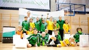 Koziołek Poznań, turniej w Kórniku rocznika 2003 (6) Foto: www.fotorealizacje.pl