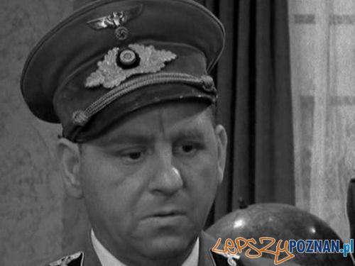 Lech Ordon jako Puschke w Stawce większej niż życie odc. 3 Ściśle tajne Foto: poznan.wikia
