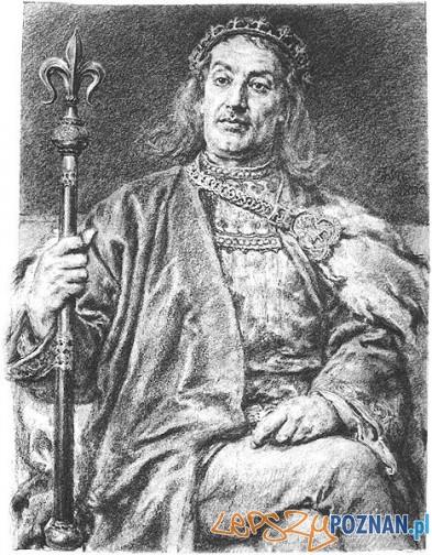 Wladyslaw III Laskonogi, rycina Jana Matejki Foto: wikipedia