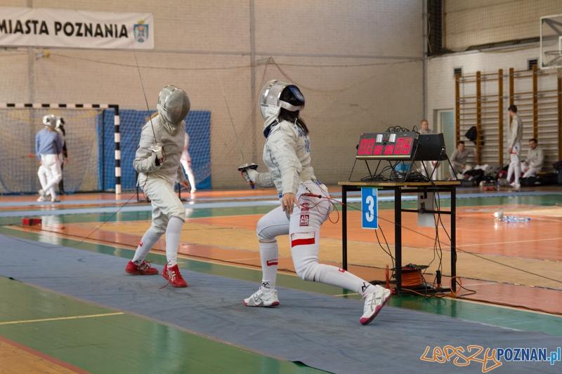 Mistrzostwa Polski AZS w szermierce - Poznań 3.11.2012 r.  Foto: lepszyPOZNAN.pl / Piotr Rychter