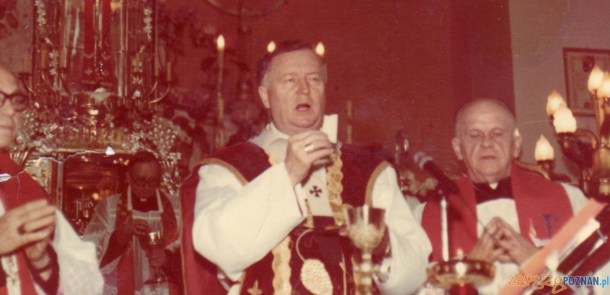 Arcybiskup Jerzy Stroba Foto: zmartwychwstancy.org.pl