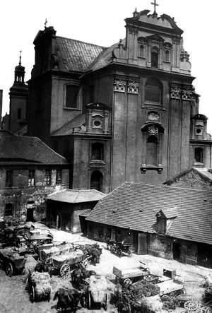 Hotel Saski, w którym mieszkał Napoleon