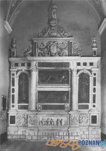 Nagrobek Górków w Katedrze poznańskiej, H. Canavesi 1574 r. - leżące postaci Foto: Muzeum Archeologiczne