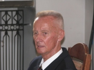 Profesor Lech Trzeciakowski Foto: poznan.pl